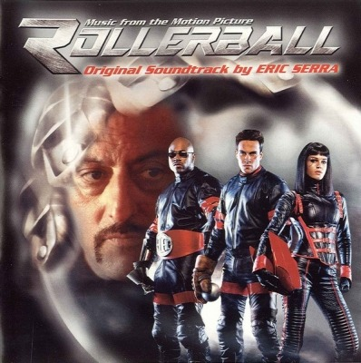 Music From The Motion Picture Rollerball (Original Soundtrack By Eric Serra) - Różni wykonawcy