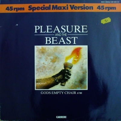 Gods Empty Chair - Pleasure And The Beast