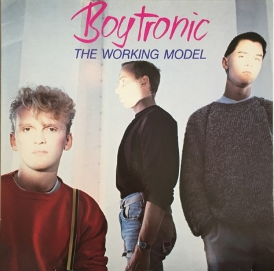 The Working Model - Boytronic