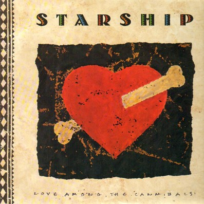 Love Among The Cannibals - Starship