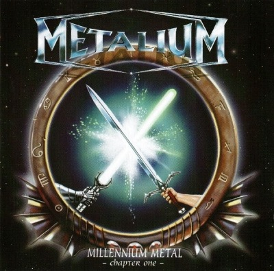 Millennium Metal - Chapter One - Metalium