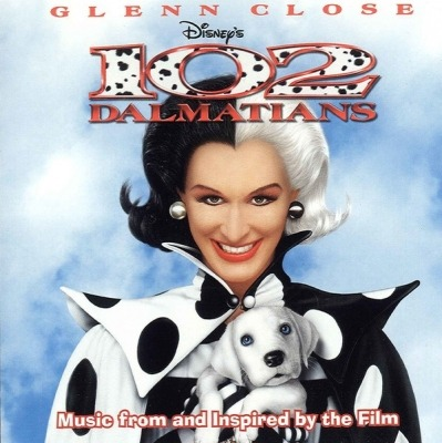 102 Dalmatians (Music From And Inspired By The Film) - Różni wykonawcy