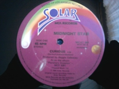 Curious - Midnight Star