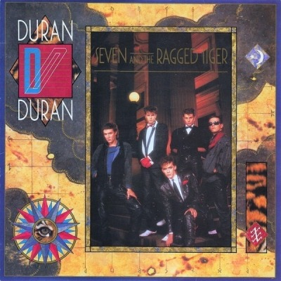 Seven And The Ragged Tiger - Duran Duran (Winyl, LP, Album, ℗ © 21 Lis 1983) - przód główny