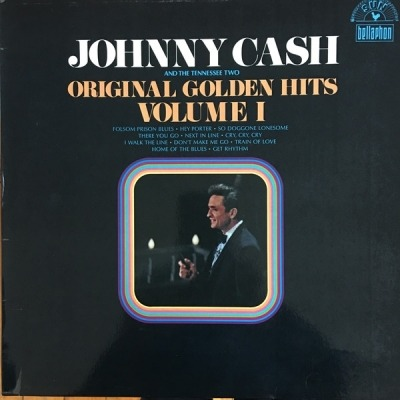 Original Golden Hits Volume I - Johnny Cash And The Tennessee Two
