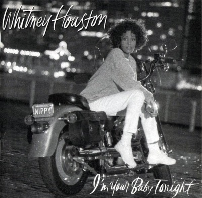I'm Your Baby Tonight - Whitney Houston (CD, Album, ℗ © 1990) - przód główny