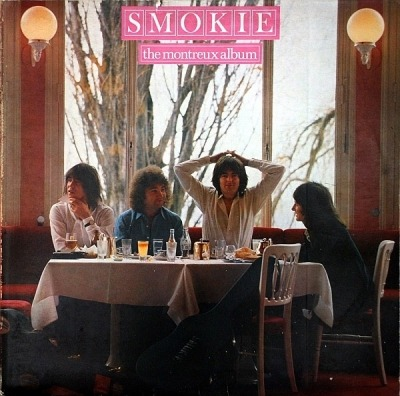 The Montreux Album - Smokie (Winyl, LP, Album,  Gatefold , ℗ © 1978) - przód główny