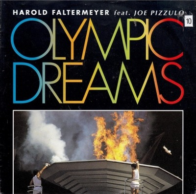 Olympic Dreams - Harold Faltermeyer Feat. Joe Pizzulo