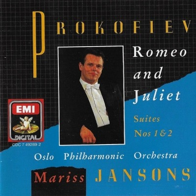 Romeo And Juliet Suites Nos 1 & 2 - Prokofiev, Oslo Philharmonic Orchestra, Mariss Jansons