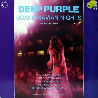 Scandinavian Nights (Live In Stockholm 1970) - Deep Purple