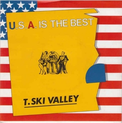 The U.S.A. Is The Best - T-Ski Valley