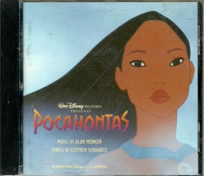 Pocahontas (An Original Walt Disney Records Soundtrack) - Alan Menken, Stephen Schwartz