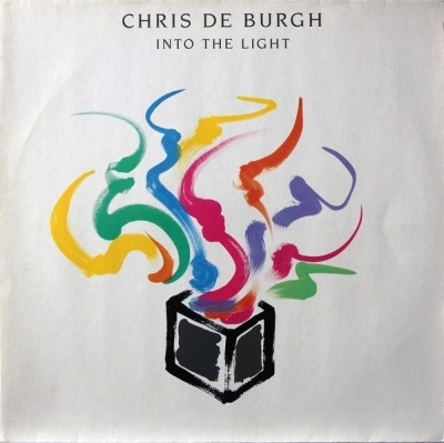 Into The Light - Chris de Burgh (Winyl, LP, Album, ℗ © 1986) - przód główny