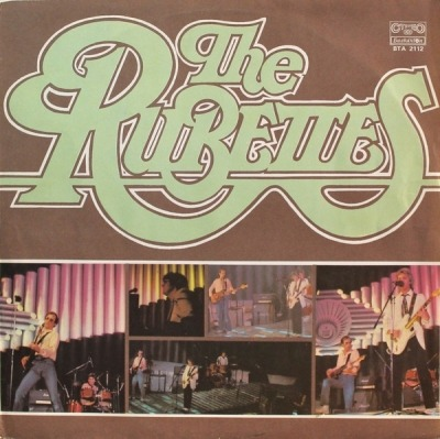 The Rubettes - The Rubettes (Winyl, LP, Album,  Dark blue labels , ℗ 1978 © 1982) - przód główny