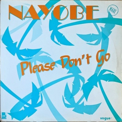 Please Don't Go - Nayobe