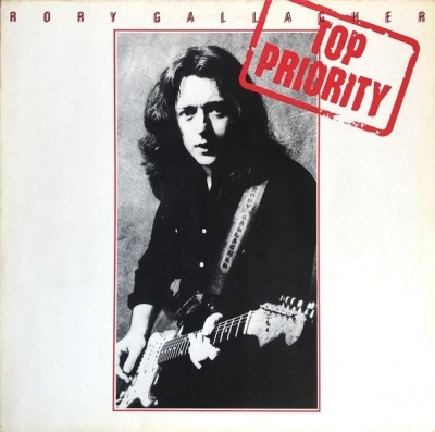 Top Priority - Rory Gallagher (Winyl, LP, Album, ℗ © 14 Sie 1979) - przód główny