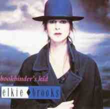 Bookbinder's Kid - Elkie Brooks (Winyl, LP, Album, ℗ © 1988) - przód główny