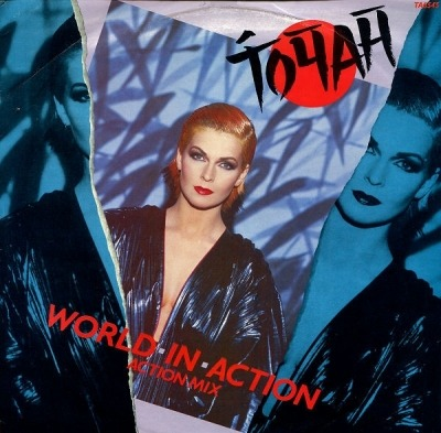 World In Action (Action Mix) - Toyah