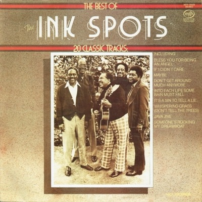 The Best Of The Ink Spots (20 Classic Tracks) - The Ink Spots