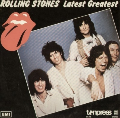 Latest Greatest - The Rolling Stones