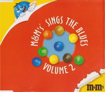 M&M's® Sings The Blues (Volume 2) - Fats Domino / Percy Sledge