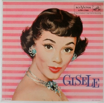 Gisele - Gisele MacKenzie With Axel Stordahl And His Orchestra