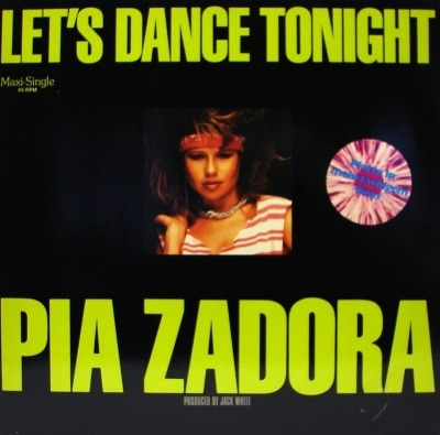 Let's Dance Tonight - Pia Zadora
