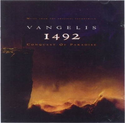 Vangelis - 1492 – Conquest Of Paradise (Music From The Original Soundtrack)