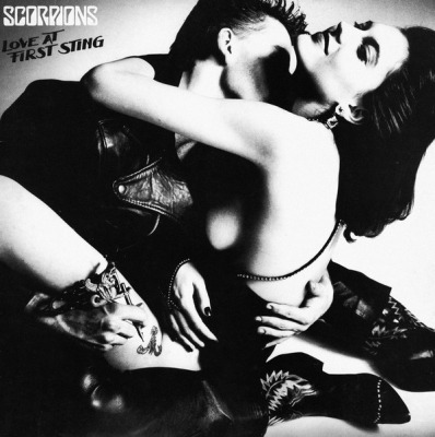 Love At First Sting - Scorpions (Winyl, LP, Album, ℗ © 1984) - przód główny