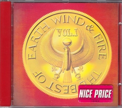 The Best Of Earth, Wind & Fire Vol. I - Earth, Wind & Fire