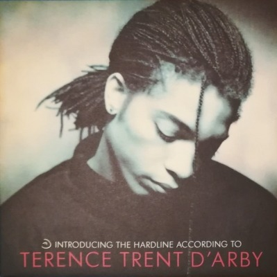 Introducing The Hardline According To Terence Trent D'Arby - Terence Trent D'Arby (Winyl, LP, Album, ℗ © 1987) - przód główny