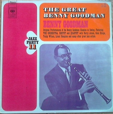 The Great Benny Goodman - Benny Goodman