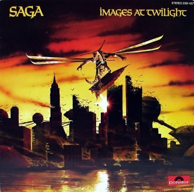 Images At Twilight - Saga (Winyl, LP, Album, ℗ © 1979) - przód główny