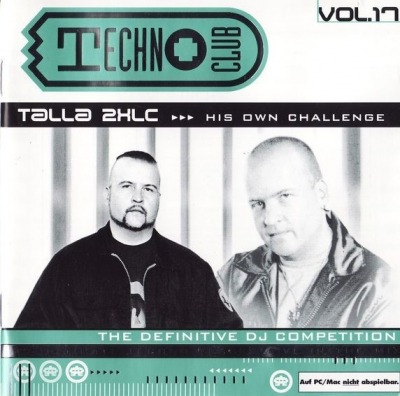 Techno Club Vol.17 - His Own Challenge - Talla 2XLC