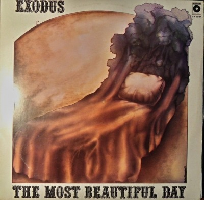 The Most Beautiful Day - Exodus (Winyl, LP, Album, Repress, Stereo,  Beige label , ℗ 1980 © 1981) - przód główny