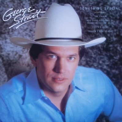 Something Special - George Strait (Winyl, LP, Album, ℗ 1985 © 1986) - przód główny