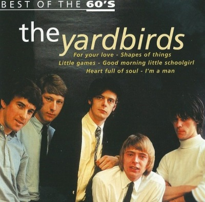 Best Of The 60's - The Yardbirds