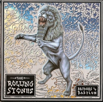 Bridges To Babylon - The Rolling Stones (CD, Album, ℗ © 1997) - przód główny