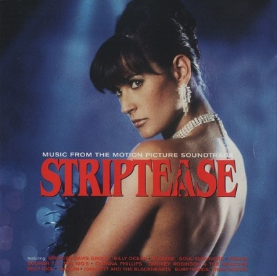 Striptease (Music From The Motion Picture Soundtrack) - Różni wykonawcy