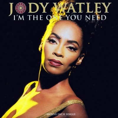 "I'm The One You Need - Jody Watley (Winyl, 12"", 33 ⅓ RPM, Singiel, ℗ © 10 Mar 1992) - przód główny"