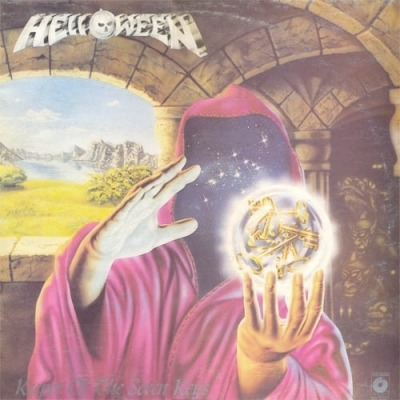 Keeper Of The Seven Keys - Part I - Helloween (Winyl, LP, Album, ℗ 1987 © 1988) - przód główny