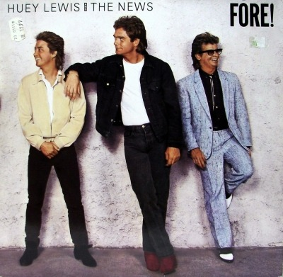 Fore! - Huey Lewis And The News