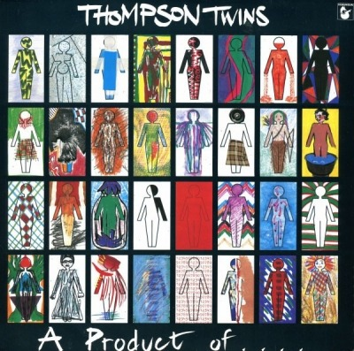 A Product Of... - Thompson Twins (Winyl, LP, Album, ℗ © 1981) - przód główny