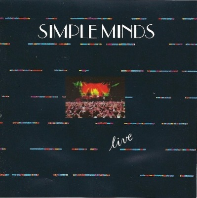 Live In L.A. 19.06.1991 - Simple Minds