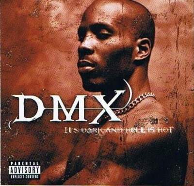 It's Dark And Hell Is Hot - DMX (CD, Album, Reedycja, ℗ 1998) - przód główny