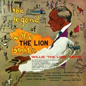 "The Legend Of Willie ""The Lion"" Smith - Willie ""The Lion"" Smith (Album, Winyl, LP, ℗ © 1959) - przód główny"