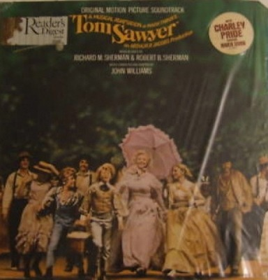 Tom Sawyer Original Motion Picture Soundtrack - Richard M. Sherman & Robert B. Sherman, John Williams