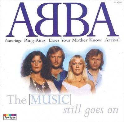 The Music Still Goes On - ABBA