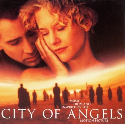 City Of Angels (Music From And Inspired By The Motion Picture) - Różni wykonawcy (CD, Kompilacja, ℗ © 1998) - przód główny