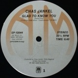 Chas Jankel - Glad to Know You
